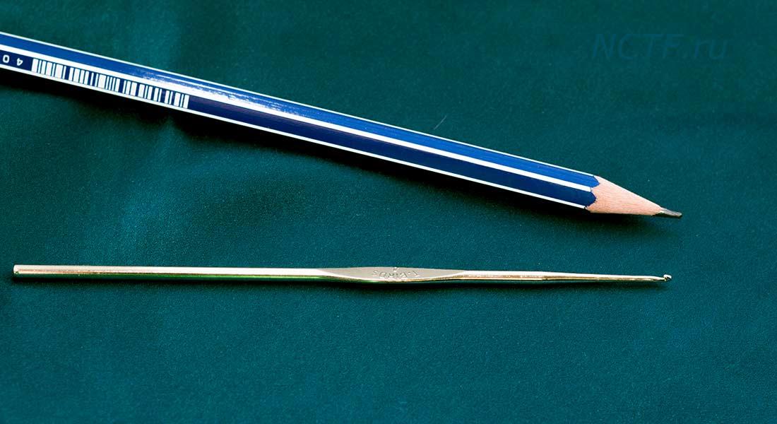 крючок для удаления нитей Аптос в Самаре